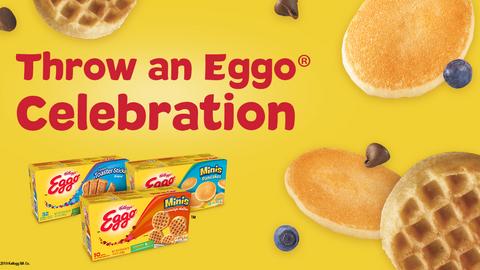 Eggo® Breakfast Celebration