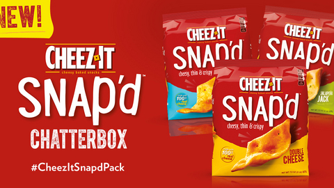 Cheez-It® Snap'd™ Chatterbox