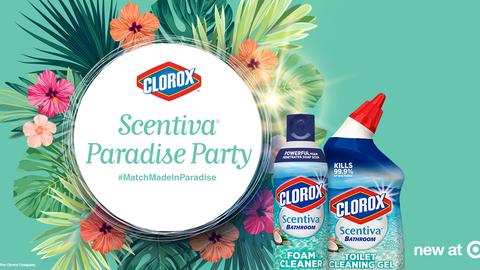scentiva paradise party ripple street