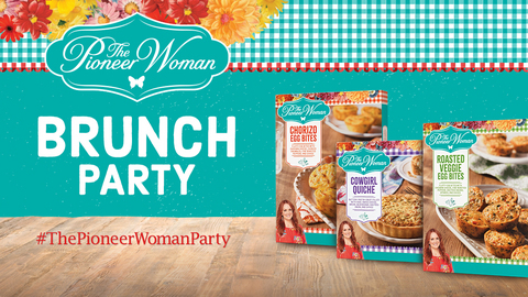 The Pioneer Woman Brunch Party