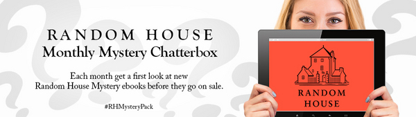 Random House Monthly Mystery Chatterbox House Party