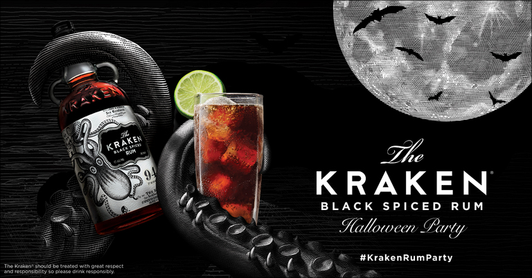 You've got to check out Kraken® Rum's The Kraken® Rum Halloween Party event on Ripple Street!