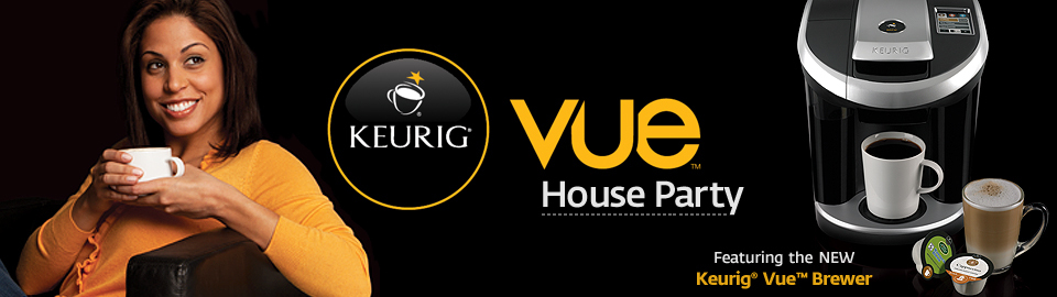 Keurig® Vue™ House Party