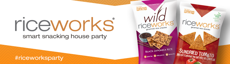 riceworks® Smart Snacking House Party