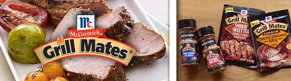 McCormick® Grill Mates® Chatterbox™