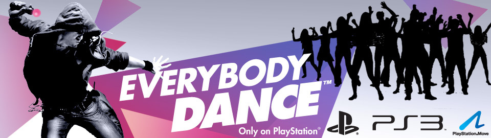 PlayStation Everybody Dance
