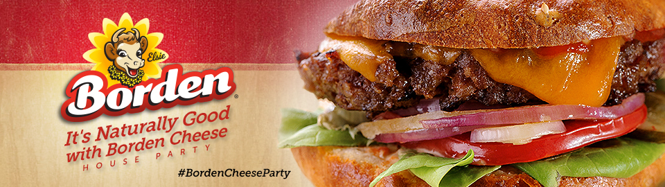 It's Naturally Good with Borden® Cheese House Party