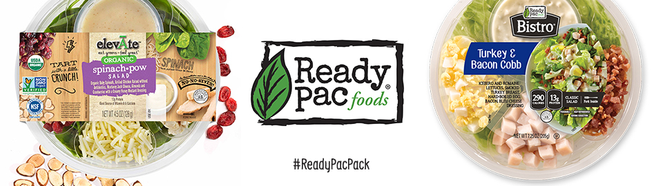 FREE Ready Pac Foods Chat Pack...