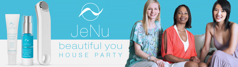 JeNu Beautiful You House Party