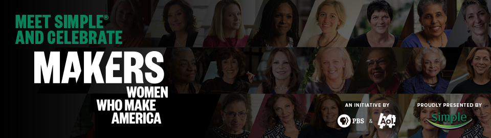 Meet Simple® and Celebrate MAKERS: Women Who Make America