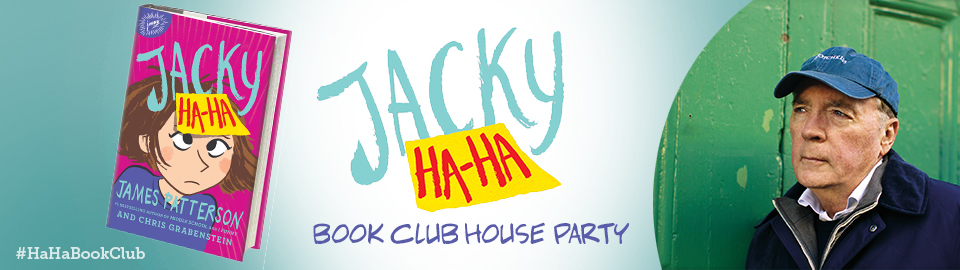 JACKY HA-HA Book Club House Party