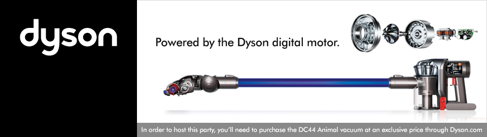 Dyson House Party