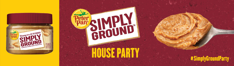 Peter Pan® Simply Ground House Party