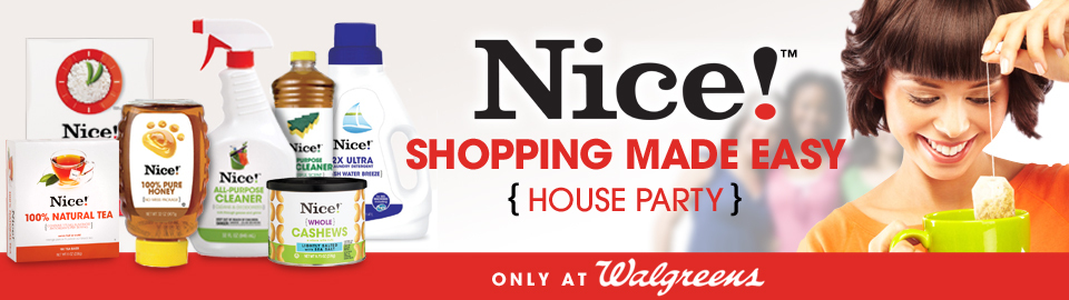 Nice! Shopping Made Easy House Party