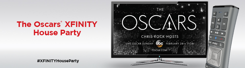 The Oscars® XFINITY House Party
