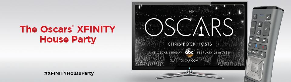 The Oscars® XFINITY House Party