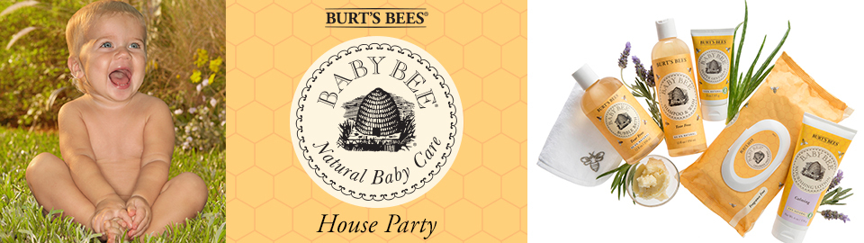 Burt's Bees® Baby Bee® House Party
