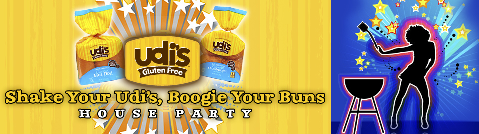 Shake Your Udi's, Boogie Your Buns House Party