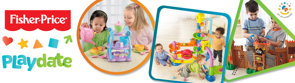 Fisher-Price Joy of Learning Playdate