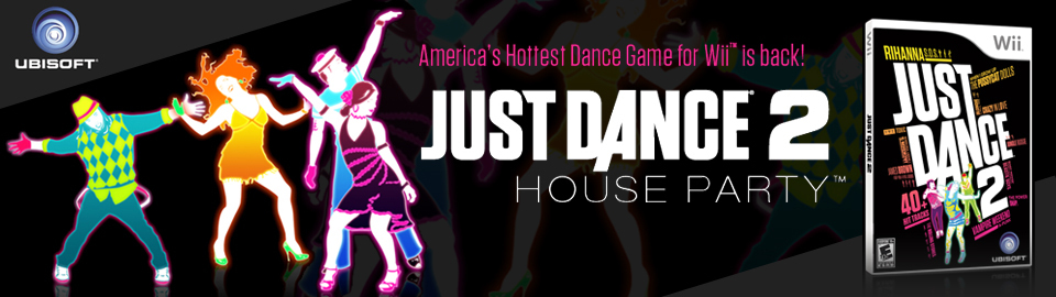 Just Dance® 2  House Party™