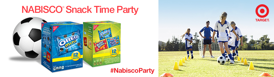 NABISCO Snack Time Party