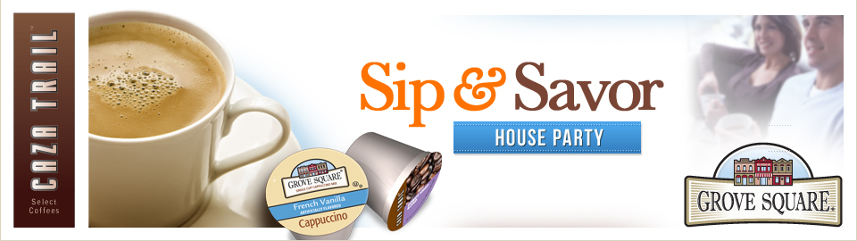 Sip & Savor House Party