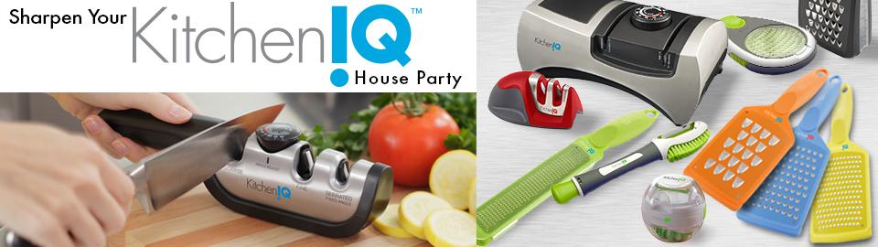 Sharpen Your KitchenIQ! House Party